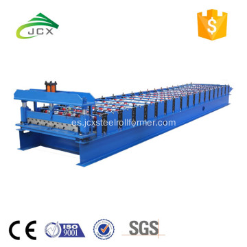 IBR Roofing Panel Roll Forming Machine